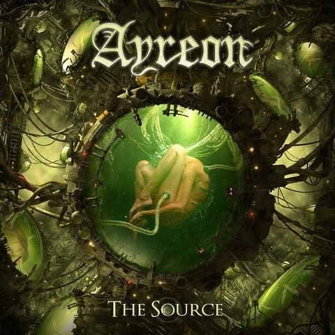 Ayreon - The Source (Music Theories Recordings) (2CD) (2017)