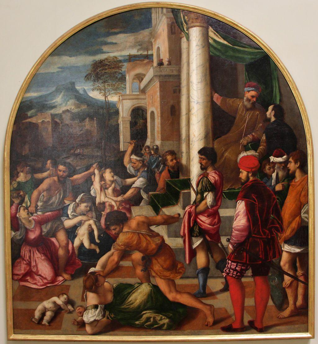 Бонифацио де Питати, 16 век.