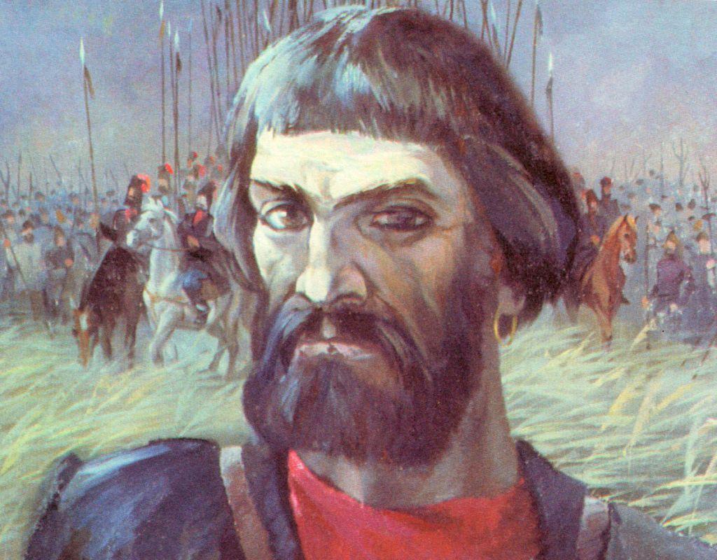 Пугачев - брат царицы